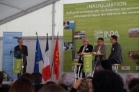 Inauguration 2014 discours
