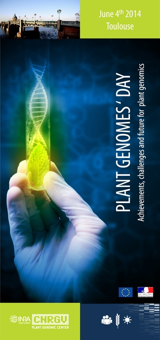 flyer plant genomes day